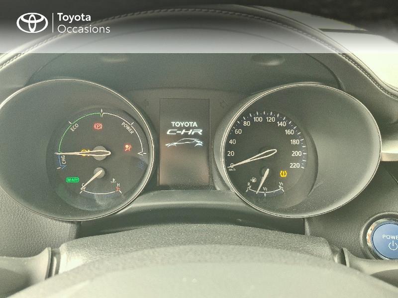 Photo 14 de l'offre de TOYOTA C-HR 122h Design 2WD E-CVT RC18 à 21480€ chez Cap Ouest Auto - Toyota Morlaix