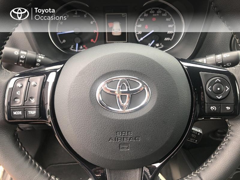 Photo 20 de l'offre de TOYOTA Yaris 70 VVT-i Design 5p RC18 à 11980€ chez Cap Ouest Auto - Toyota Morlaix