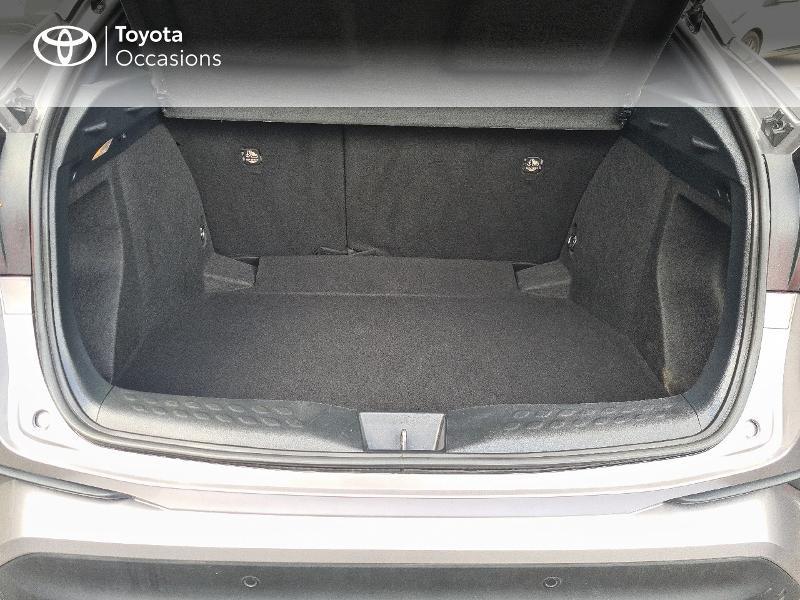 Photo 10 de l'offre de TOYOTA C-HR 122h Design 2WD E-CVT RC18 à 21480€ chez Cap Ouest Auto - Toyota Morlaix