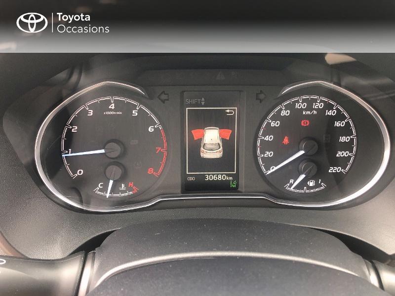 Photo 14 de l'offre de TOYOTA Yaris 70 VVT-i Design 5p RC18 à 11980€ chez Cap Ouest Auto - Toyota Morlaix