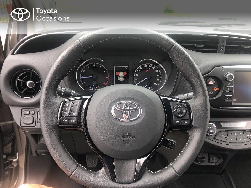 Photo 13 de l'offre de TOYOTA Yaris 70 VVT-i Design 5p RC18 à 11980€ chez Cap Ouest Auto - Toyota Morlaix