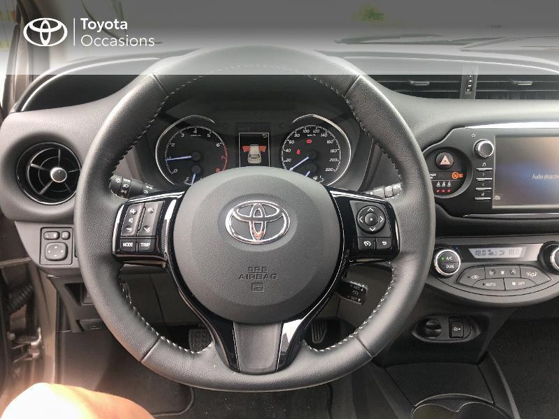 Photo 9 de l'offre de TOYOTA Yaris 70 VVT-i Design 5p RC18 à 11980€ chez Cap Ouest Auto - Toyota Morlaix