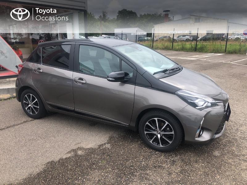 Photo 19 de l'offre de TOYOTA Yaris 70 VVT-i Design 5p RC18 à 11980€ chez Cap Ouest Auto - Toyota Morlaix