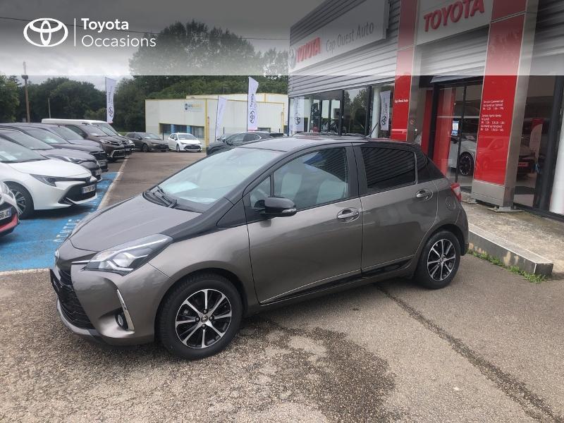 Photo 1 de l'offre de TOYOTA Yaris 70 VVT-i Design 5p RC18 à 11980€ chez Cap Ouest Auto - Toyota Morlaix