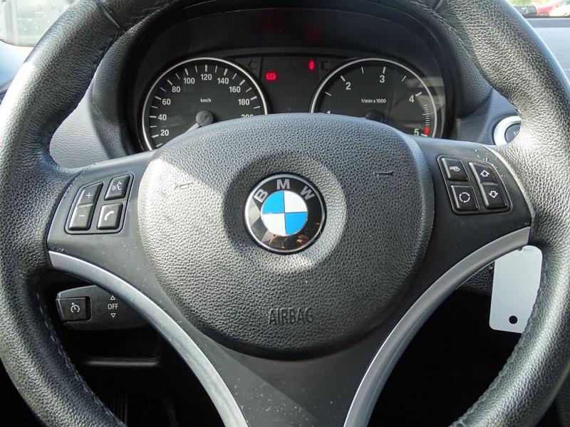 Photo 14 de l'offre de BMW SERIE 1 (E81/E87) 118D 143CH CONFORT 5P à 8790€ chez International Auto Auneau