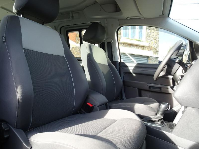 Photo 16 de l'offre de VOLKSWAGEN CADDY MAXI 1.6 TDI 102CH FAP TRENDLINE DSG7 à 12990€ chez International Auto Auneau