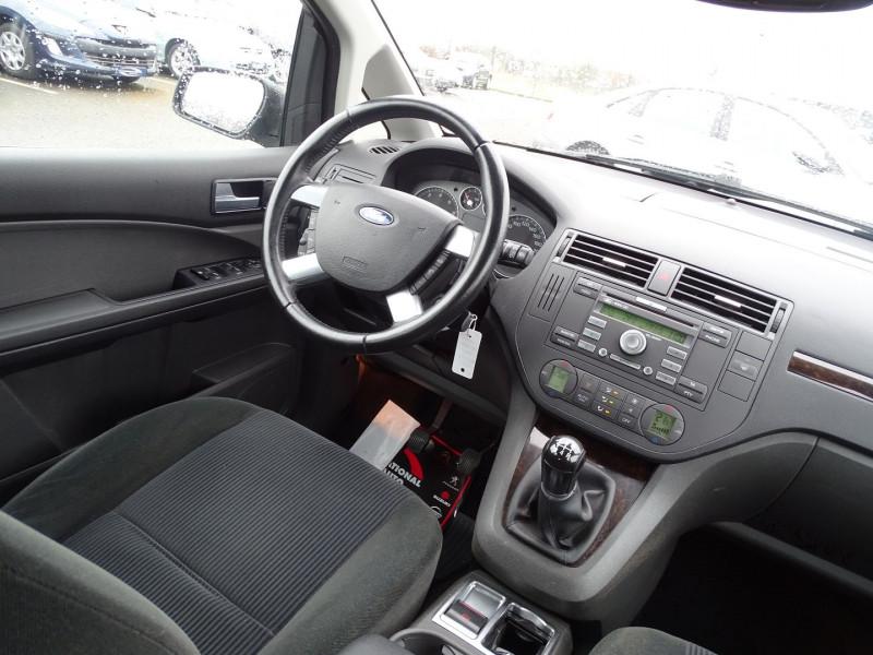 Photo 12 de l'offre de FORD C-MAX 1.8 125CH GHIA à 3990€ chez International Auto Auneau