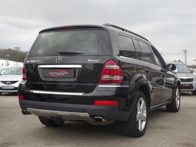 Photo 3 de l'offre de MERCEDES-BENZ CLASSE GL (X164) 500 PACK LUXE 7PL à 24990€ chez International Auto Auneau