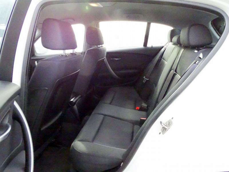 Photo 5 de l'offre de BMW SERIE 1 (E81/E87) 118D 143CH CONFORT 5P à 8790€ chez International Auto Auneau