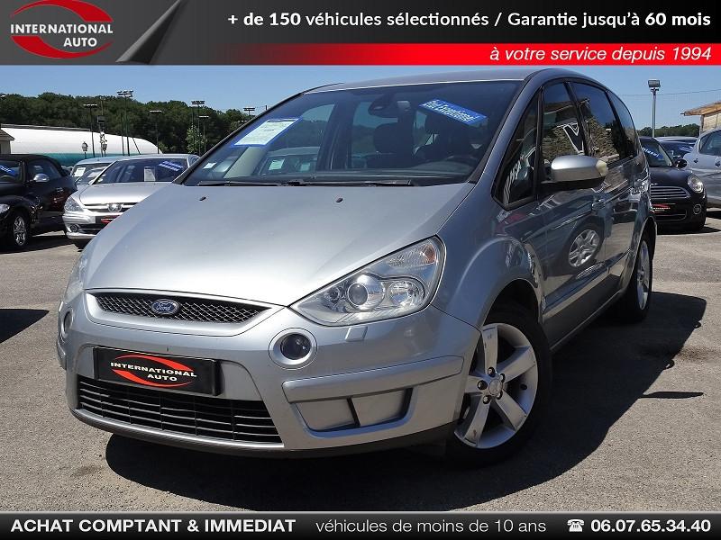 Photo 1 de l'offre de FORD S-MAX 2.0 TDCI 140CH TITANIUM à 6690€ chez International Auto Auneau