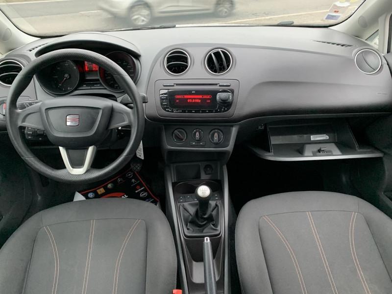Photo 8 de l'offre de SEAT IBIZA 1.2 TDI75 FAP PREFERENCE 5P à 6290€ chez International Auto Auneau