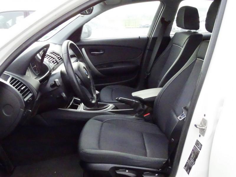 Photo 7 de l'offre de BMW SERIE 1 (E81/E87) 118D 143CH CONFORT 5P à 8790€ chez International Auto Auneau