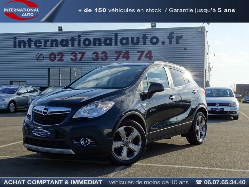 Opel MOKKA 1.7 CDTI 130CH COSMO ECOFLEX START&STOP 4X4 Diesel NOIR Occasion à vendre