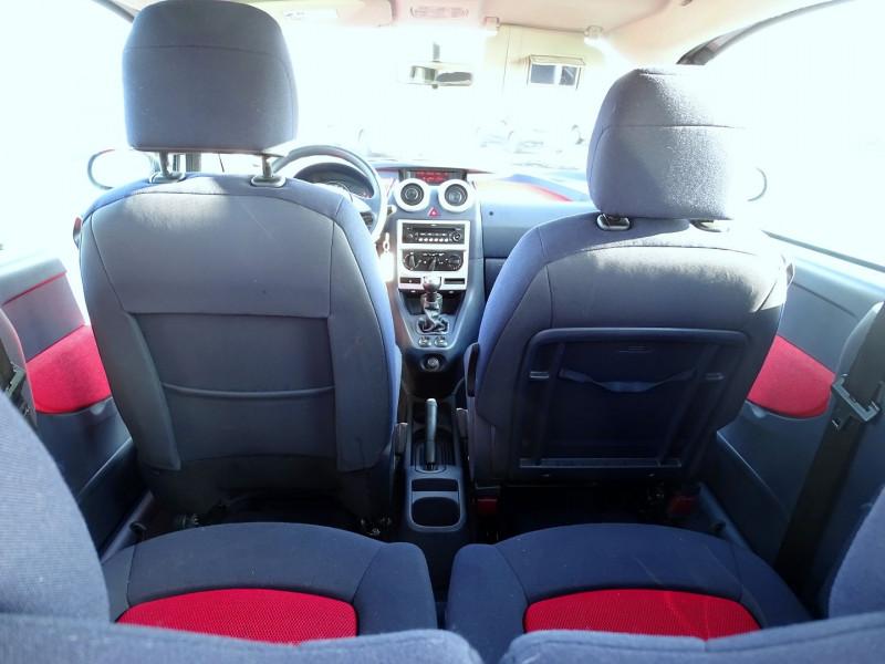 Photo 10 de l'offre de PEUGEOT 1007 1.4 HDI TRENDY à 4990€ chez International Auto Auneau