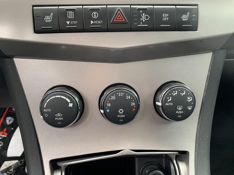 Photo 7 de l'offre de CHRYSLER SEBRING CABRIOLET 2.0 CRD LIMITED TOIT RIGIDE à 8690€ chez International Auto Auneau