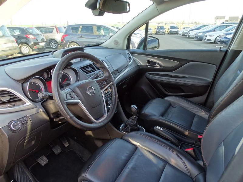 Photo 4 de l'offre de OPEL MOKKA 1.7 CDTI 130CH COSMO ECOFLEX START&STOP 4X4 à 11390€ chez International Auto Auneau