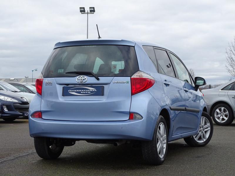 Photo 2 de l'offre de TOYOTA VERSO-S 100 VVT-I LOUNGE à 7990€ chez International Auto Auneau