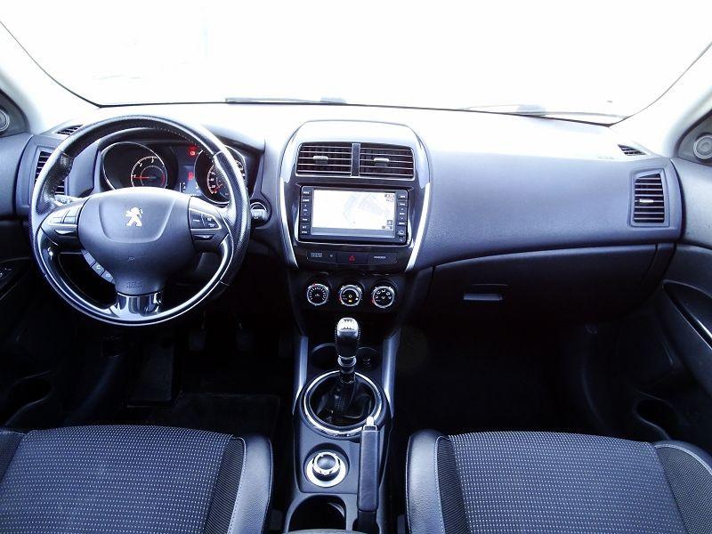 Photo 15 de l'offre de PEUGEOT 4008 1.8 HDI150 FAP STT 4WD à 12490€ chez International Auto Auneau