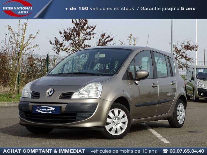 Renault MODUS 1.2 16V 75CH EXPRESSION Essence BEIGE  Occasion à vendre