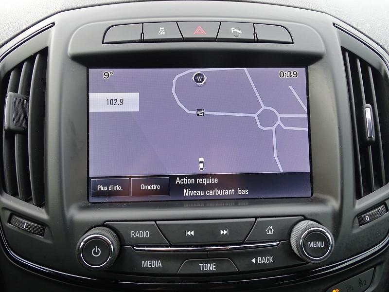 Photo 4 de l'offre de OPEL INSIGNIA SP TOURER 2.0 CDTI 163CH COSMO PACK AUTO à 11590€ chez International Auto Auneau