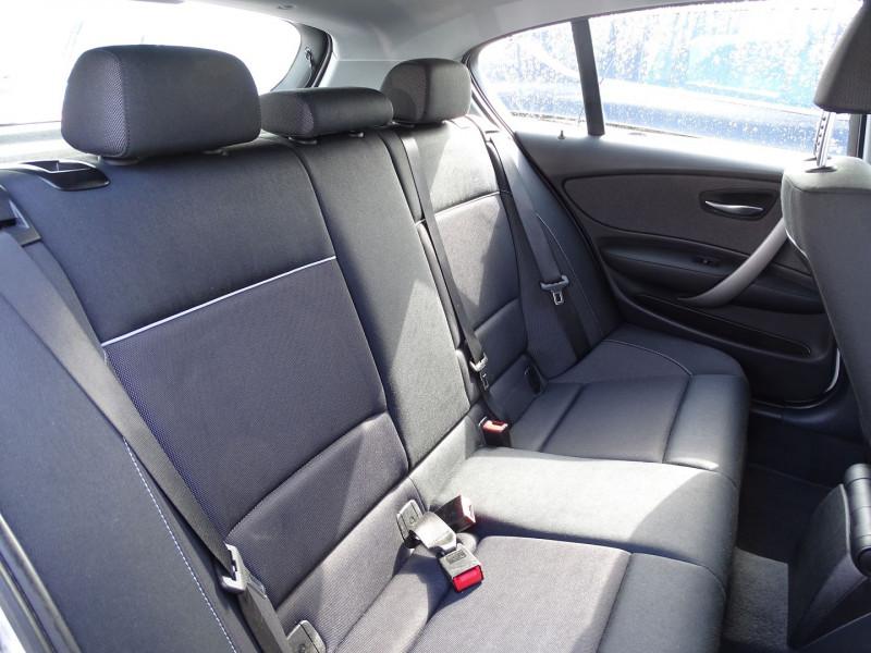 Photo 4 de l'offre de BMW SERIE 1 (E81/E87) 118D 143CH CONFORT 5P à 8790€ chez International Auto Auneau