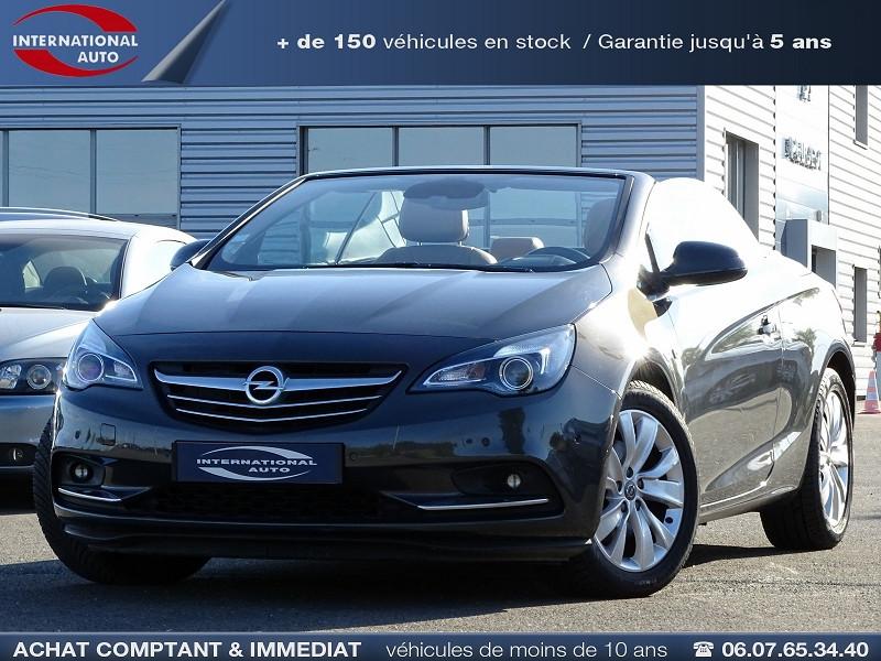 Opel CASCADA 2.0 CDTI 165CH COSMO PACK START&STOP Diesel GRIS F Occasion à vendre