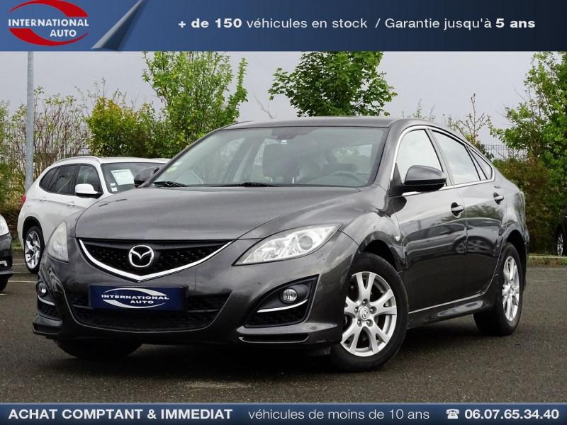Mazda MAZDA 6 2.2 MZR-CD129 ELEGANCE 5P Diesel GRIS F Occasion à vendre