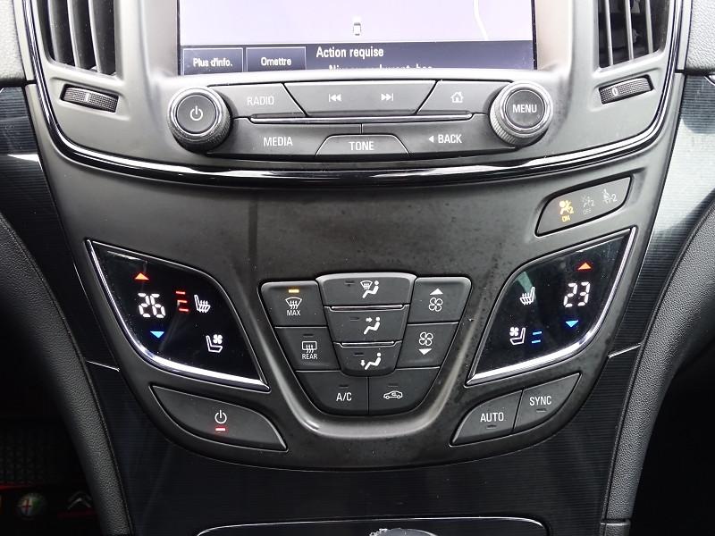 Photo 5 de l'offre de OPEL INSIGNIA SP TOURER 2.0 CDTI 163CH COSMO PACK AUTO à 11590€ chez International Auto Auneau