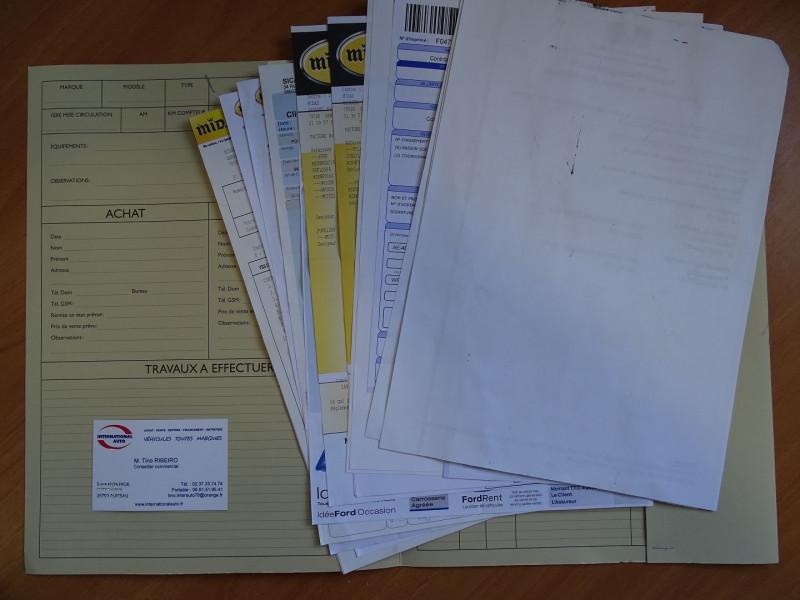 Photo 18 de l'offre de FORD MONDEO 1.8 TDCI 125CH GHIA 5P à 7190€ chez International Auto Auneau