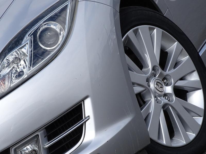 Photo 3 de l'offre de MAZDA MAZDA 6 2.2 MZR-CD125 ELEGANCE 5P à 7890€ chez International Auto Auneau