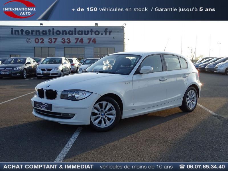Photo 1 de l'offre de BMW SERIE 1 (E81/E87) 118D 143CH CONFORT 5P à 8790€ chez International Auto Auneau