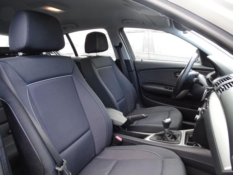 Photo 12 de l'offre de BMW SERIE 1 (E81/E87) 118D 143CH CONFORT 5P à 8790€ chez International Auto Auneau