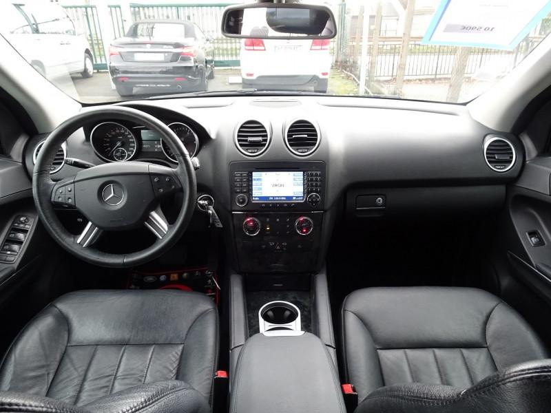 Photo 17 de l'offre de MERCEDES-BENZ CLASSE ML (W164) 280 CDI PACK LUXE à 10590€ chez International Auto Auneau