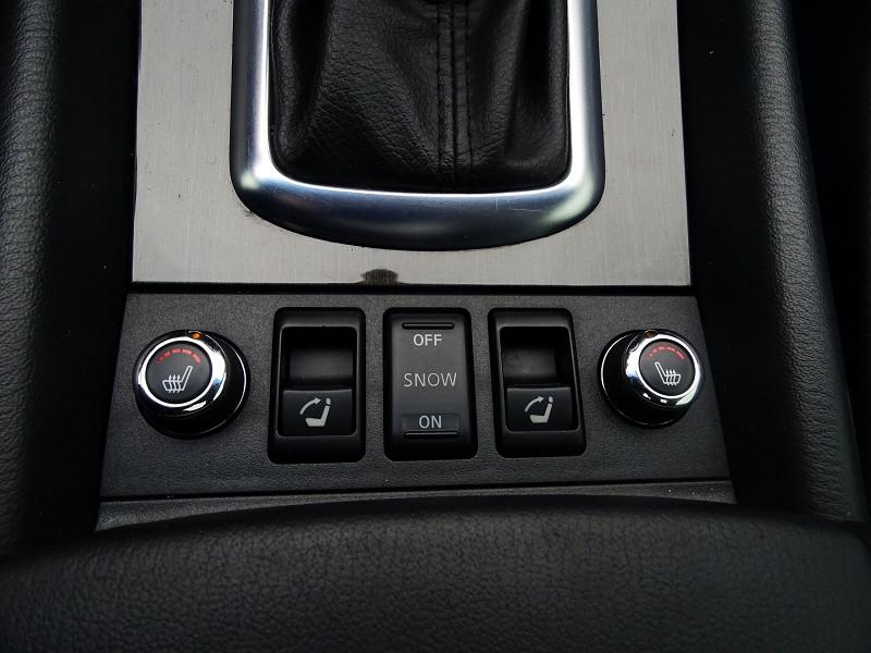 Photo 8 de l'offre de INFINITI EX 37 GT BA à 15990€ chez International Auto Auneau