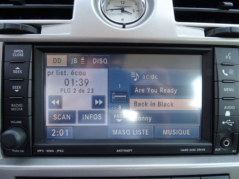 Photo 12 de l'offre de CHRYSLER SEBRING 2.0 CRD TOURING à 6790€ chez International Auto Auneau