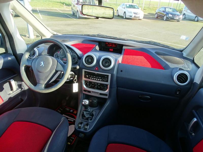 Photo 9 de l'offre de PEUGEOT 1007 1.4 HDI TRENDY à 4990€ chez International Auto Auneau