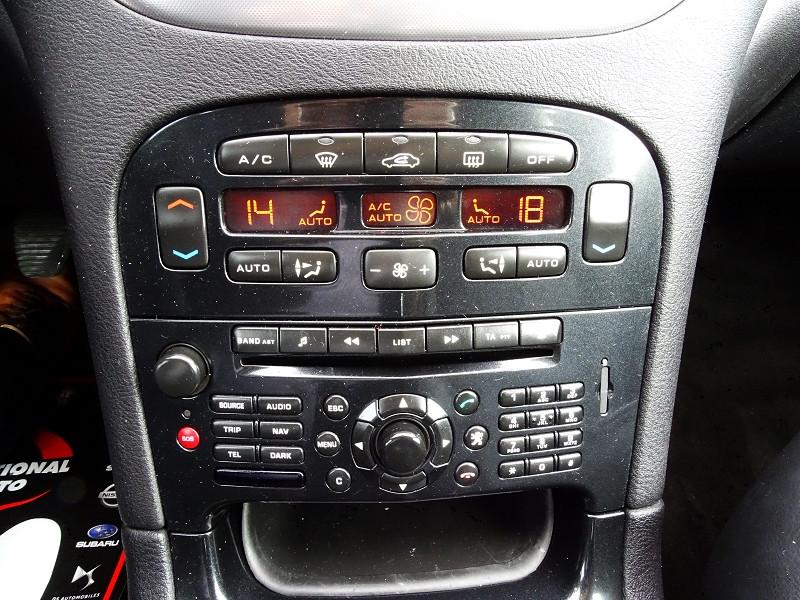Photo 9 de l'offre de PEUGEOT 607 2.0 HDI136 FELINE FAP à 6790€ chez International Auto Auneau