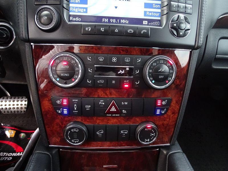 Photo 10 de l'offre de MERCEDES-BENZ CLASSE GL (X164) 500 PACK LUXE 7PL à 24990€ chez International Auto Auneau