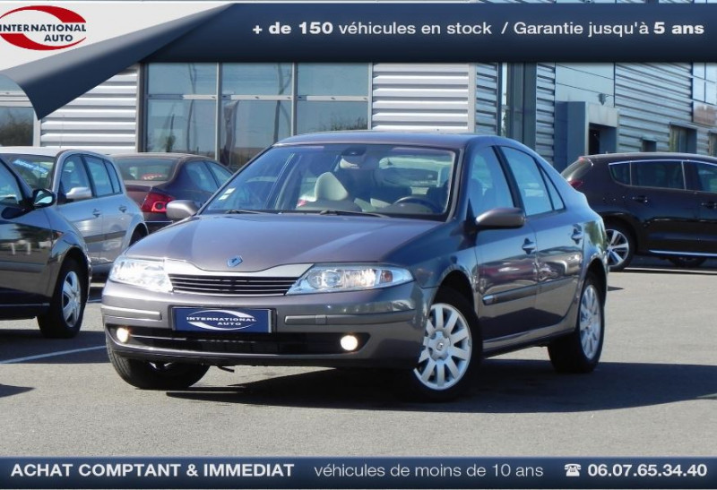 Photo 1 de l'offre de RENAULT LAGUNA II 2.2 DCI 150CH PRIVILEGE à 2990€ chez International Auto Auneau