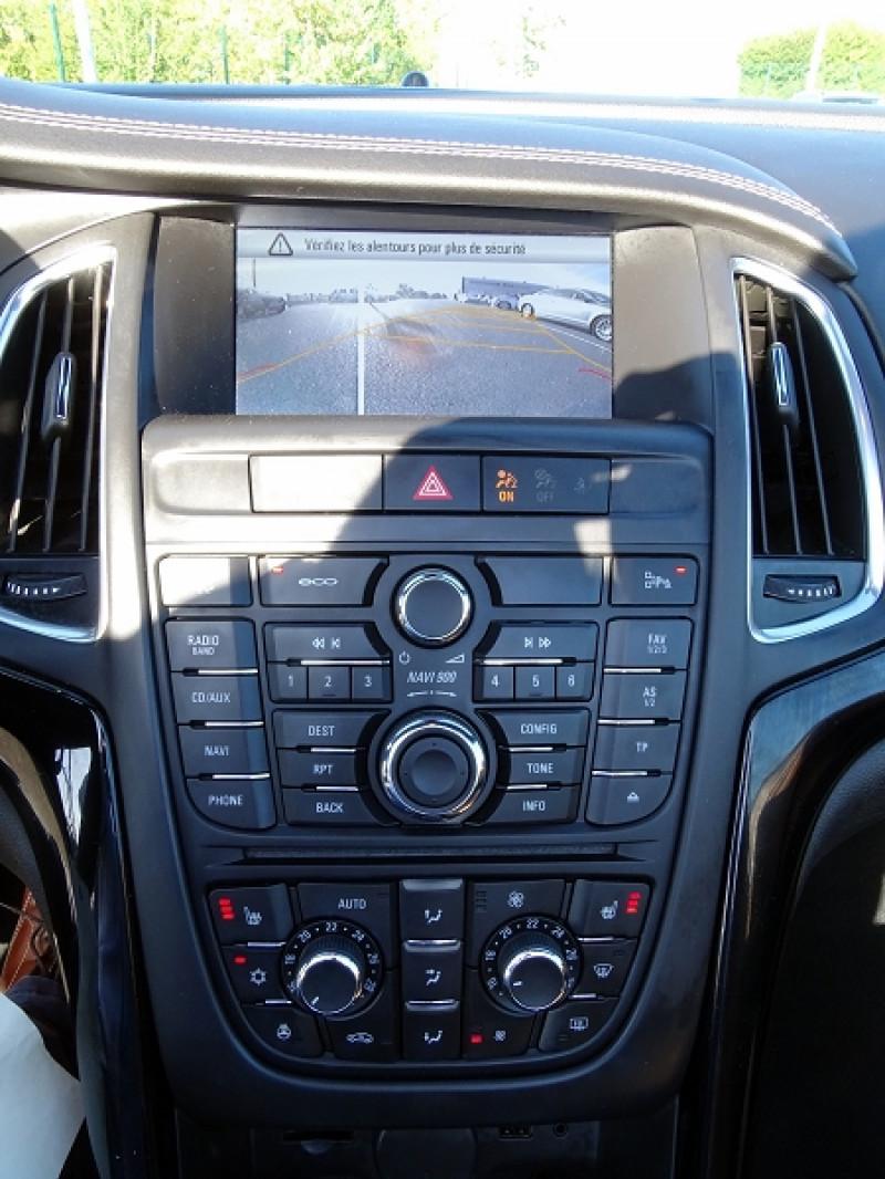 Photo 12 de l'offre de OPEL CASCADA 2.0 CDTI 165CH COSMO PACK START&STOP à 13590€ chez International Auto Auneau