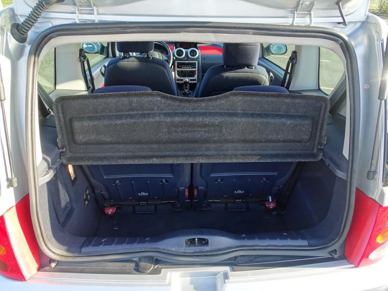 Photo 13 de l'offre de PEUGEOT 1007 1.4 HDI TRENDY à 4990€ chez International Auto Auneau