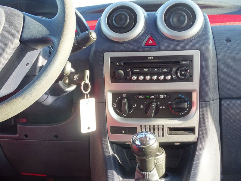 Photo 15 de l'offre de PEUGEOT 1007 1.4 HDI TRENDY à 4990€ chez International Auto Auneau