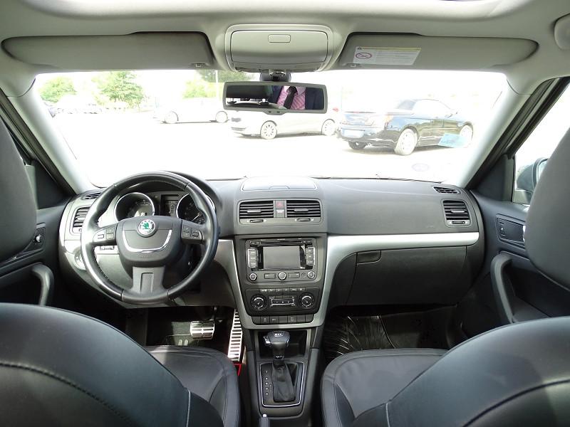 Photo 6 de l'offre de SKODA YETI 1.2 TSI EXPERIENCE DSG 4X2 à 10690€ chez International Auto Auneau