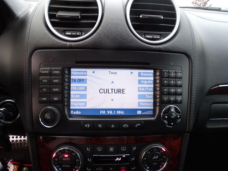 Photo 9 de l'offre de MERCEDES-BENZ CLASSE GL (X164) 500 PACK LUXE 7PL à 24990€ chez International Auto Auneau