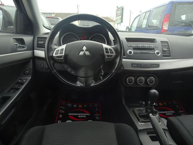 Photo 8 de l'offre de MITSUBISHI LANCER 2.0 DI-D INTENSE 4P à 7490€ chez International Auto Auneau