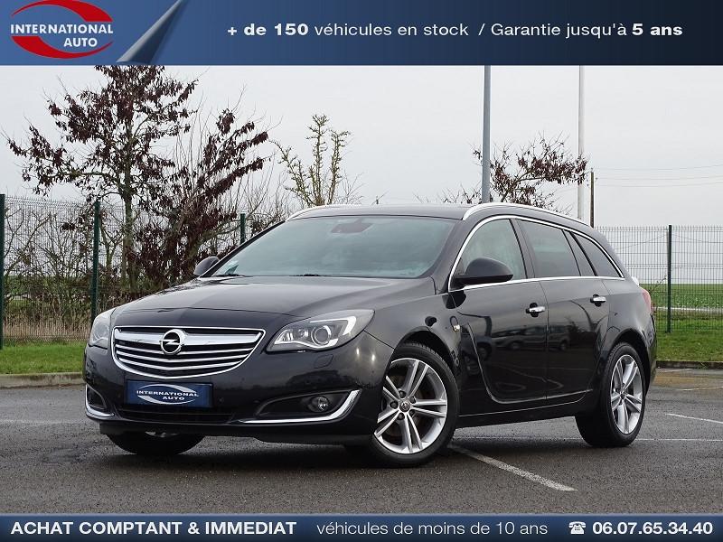 Opel INSIGNIA SP TOURER 2.0 CDTI 163CH COSMO PACK AUTO Diesel NOIR Occasion à vendre