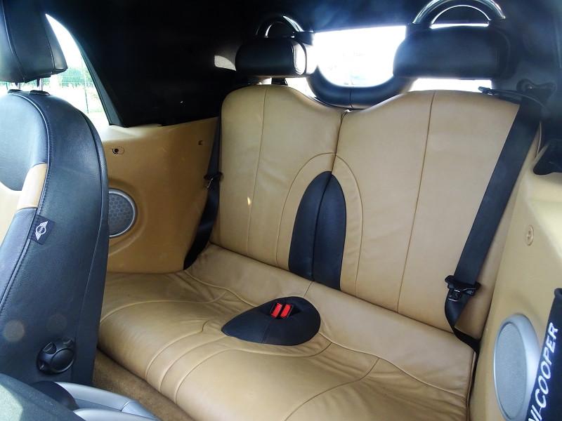 Photo 7 de l'offre de MINI CABRIO COOPER S 170CH SIDEWALK à 9890€ chez International Auto Auneau