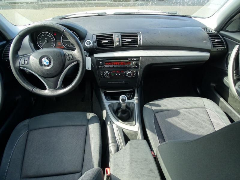 Photo 8 de l'offre de BMW SERIE 1 (E81/E87) 118D 143CH CONFORT 5P à 8790€ chez International Auto Auneau