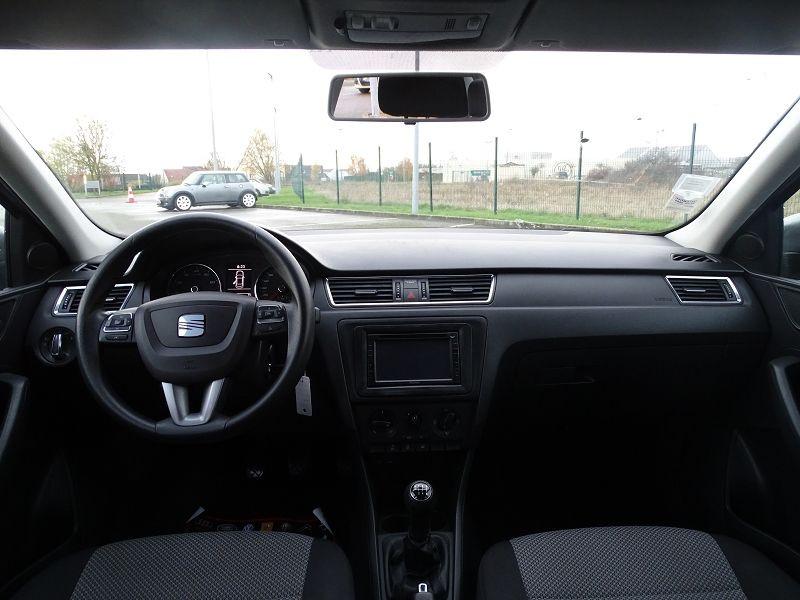 Photo 9 de l'offre de SEAT TOLEDO 1.2 TSI 105CH REFERENCE à 8490€ chez International Auto Auneau