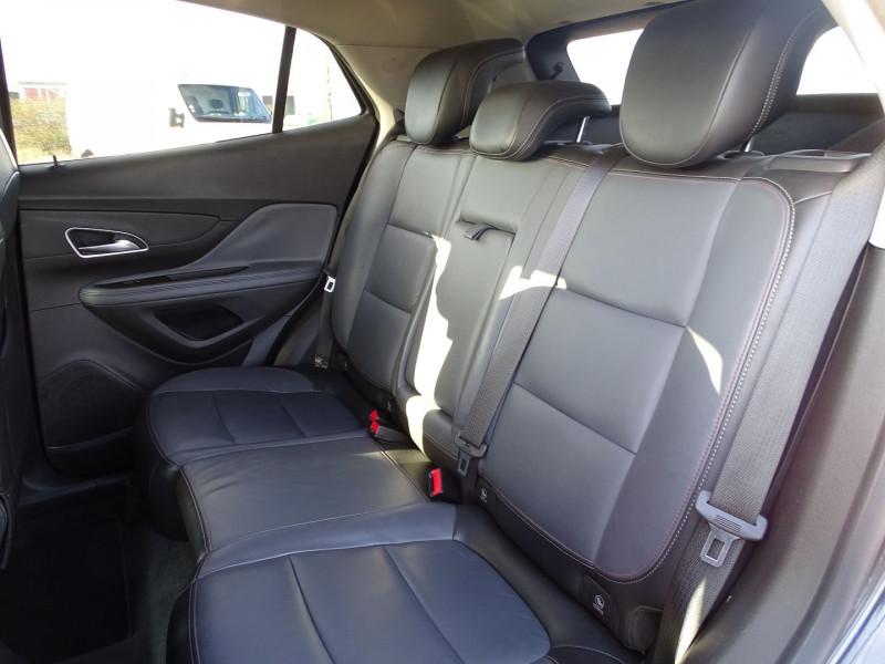 Photo 6 de l'offre de OPEL MOKKA 1.7 CDTI 130CH COSMO ECOFLEX START&STOP 4X4 à 11390€ chez International Auto Auneau